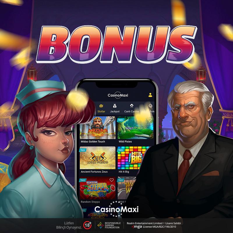 CasinoMaxi 2021