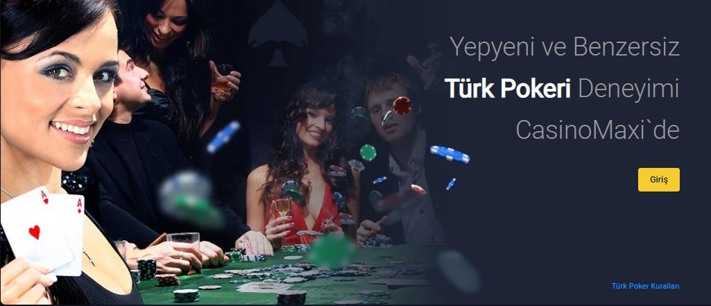 CasinoMaxi 2021 Poker