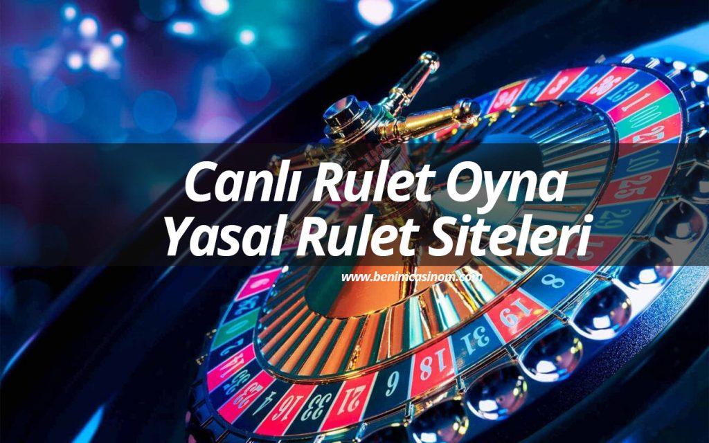 Canlı Rulet Oyna
